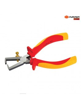 PUMPKIN 14818 Vde Wire Stripping Pliers 6""