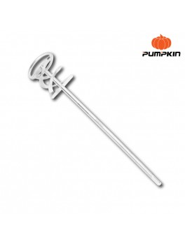 PUMPKIN 16143 2 Layer SDS Shank Paint Mixer 80x400mm