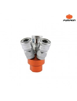 PUMPKIN 60465 Y Type 3-Head Coupling