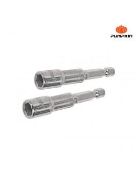 PUMPKIN 61026 CR-V Magnetic Hex Nut Driver 8x65mm @5pcs/PACK