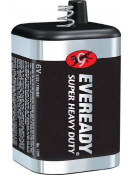 EVEREADY 1209 SW1 Carbon Zinc Battery, Lantern Battery, Size:6V (6pcs/box)