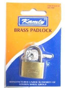 KAMLY XL33125 Padlock 25mm