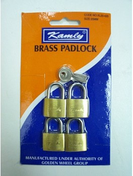 KAMLY XL33420 Padlock 20mmx4