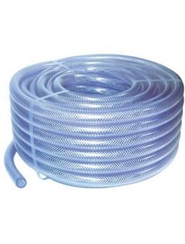 "KAMLY XQ21358 PVC Nylon Reinforced Hose 5/8""x2.25mmx50M"