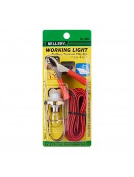 SELLERY 07-205 Working Light w/ Battery Clip