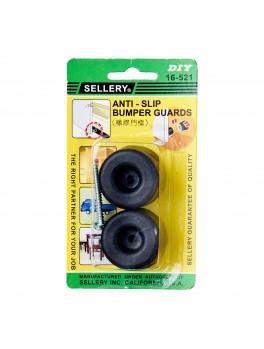 """SELLERY 16-521 Door Stopper 1.5"""" (2pc/set)"""