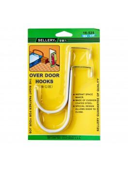SELLERY 16-525 Over Door Hooks (2pc/set)