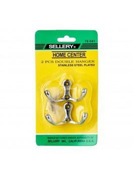 SELLERY 19-041 Double Hangers (2pc/set)