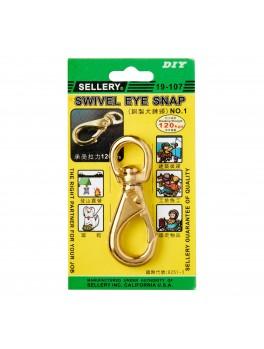 SELLERY 19-107 Swivel Eye Snap (Max Strength: 120kg)