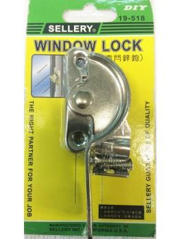 """SELLERY 19-518 Window Lock 4"""""""