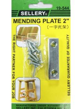 "SELLERY 19-544 Mending Plate 2"" (4pc/set)"