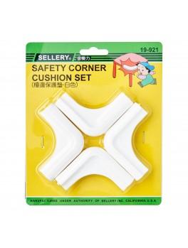 SELLERY 19-921 Safety Corner Cushion Set (4pc/set)
