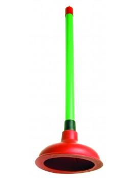 """SELLERY 20-203 Toilet Plunger, Handle: 16.5"""", Diameter: 5"""" - Single"""