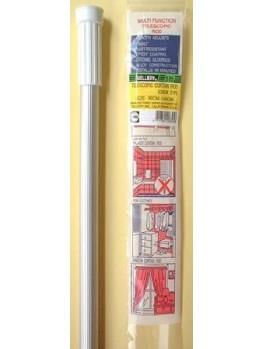 SELLERY 20-305 Aluminum Telescopic Curtain Rod 90-160cm