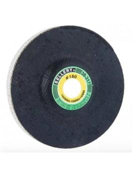SELLERY 38-317 PVA Spongy Grinding Wheel Grid #180, Size: 100x10x16mm