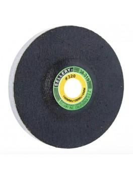 SELLERY 38-319 PVA Spongy Grinding Wheel Grid #320, Size: 100x10x16mm