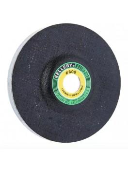 SELLERY 38-321 PVA Spongy Grinding Wheel Grid #600, Size: 100x10x16mm