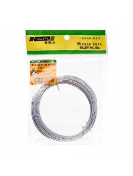 SELLERY 59-171 Aluminium Wire, Size: 1.0mmx60Ft