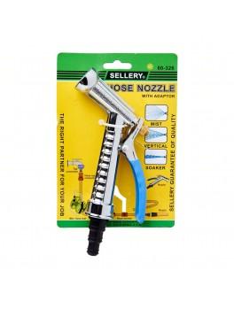 """SELLERY 60-326 Hose Nozzle, Length: 5.1/2"""", O.D: 3/4"""""""