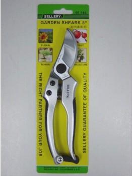 """SELLERY 66-146 Garden Shears 8"""", Aluminium Handle"""