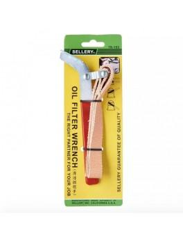 SELLERY 78-153 Oil Filter Wrench (for Diameter: 60 - 120mm Oil Filter)