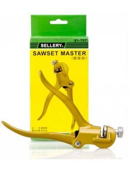"SELLERY 81-707 Sawset Master Size 7"""