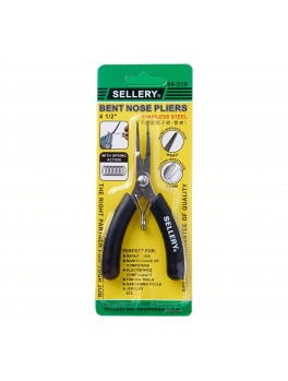 """SELLERY 88-519 Bent Nose Pliers 4.1/2"""""""