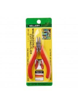 "SELLERY 88-526 Mini Side Cutting Pliers 4.1/2"""