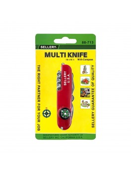 """SELLERY 88-713 Multi Function Tool 4"""" (with Compass)"""