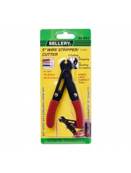 """SELLERY 88-902 5"""" Cutter & Stripper (with Slot Control)"""