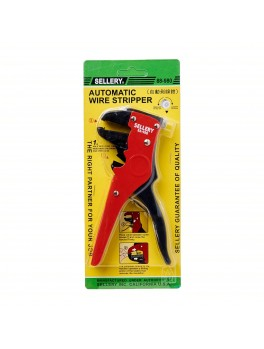 """SELLERY 88-980 Automatic Wire Stripper 6"""" (for wire up to 5mm diameter)"""