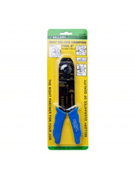 """SELLERY 88-996 4 Way Deluxe Crimping Tool 8"""""""