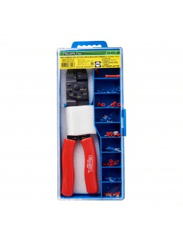 SELLERY 88-999 5 Way Deluxe Crimping Tool Set (with Sellery Crimping Plier 88-998)