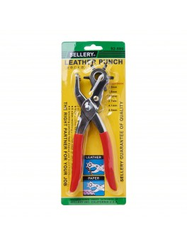 """SELLERY 92-880 Leather Punch, Size: 8"""""""
