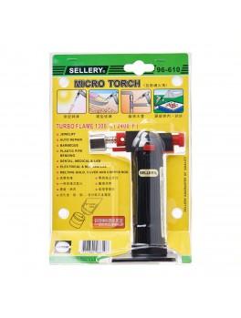 SELLERY 96-610 Micro Torch, Temp: 1300°C (2400°F)