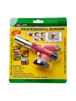 SELLERY 96-619 Gas Professional Burner (Bayonet Fitting Only)