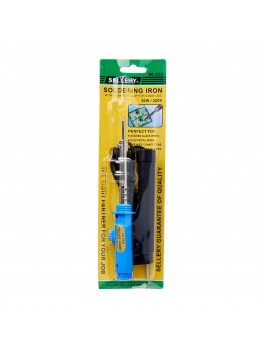 SELLERY 96-630 Soldering Iron, 30w~35w / 220v W/A Brakelite Cap for 3-way use