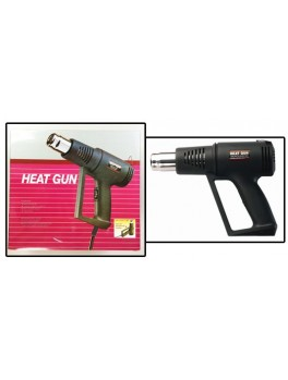 SELLERY 96-750 Heat Gun Kit, Heating Temperature: 600F & 1000F, 1200W, 220VAC, 50Hz