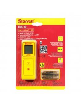 STARRETT LMS-30 Laser Distance Meter