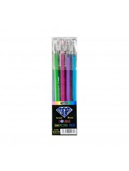YAMAYO YM-170 8 Color Gel Pen