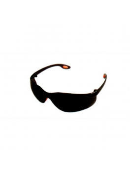ANDER 30013 Black Safety Eyewear Goggle - Black Frame
