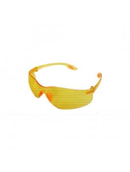 ANDER 30020 Yellow Safety Eyewear Goggle - YellowFrame