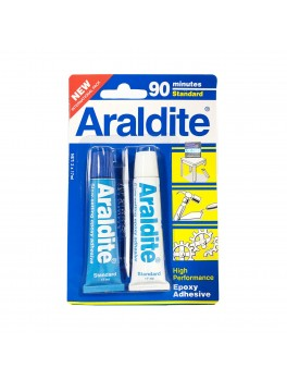 "ARALDITE ""Standard"" 2-Part Epoxy Adhesive (2 Tubesx17ml)"