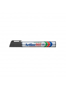 ARTLINE Permanent Marker- 107, (Black)