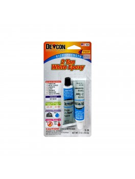 DEVCON S-30 2-Ton® Epoxy - 2oz /56.8g, (White)
