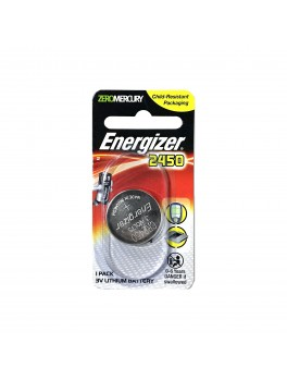 ENERGIZER Lithium Coin 3V Battery- 1pc/card (ECR2450 BP1)