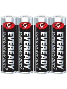 EVEREADY Super Heavy Duty AA Battery - 4pcs/pack (M1215)