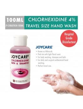 JOYCARE Chlorhexidine Bath & Shampoo 100ML