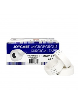 JOYCARE Microporous Surgical Tape, Deluxe - 1.25cm x 9.0m