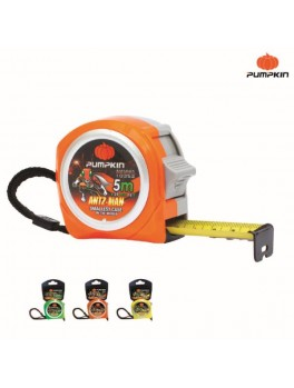 PUMPKIN 10351 Antz-Man Measuring Tape 5m/16ftx19mm